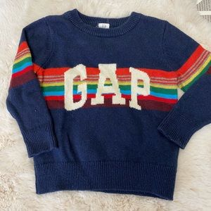 Gap winter sweater and jacket